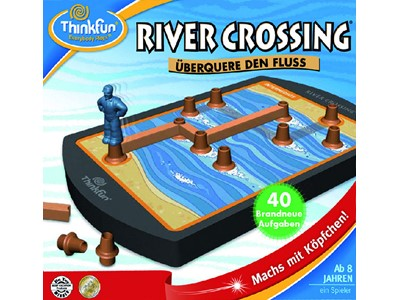 River Crossing - Crossing the river
