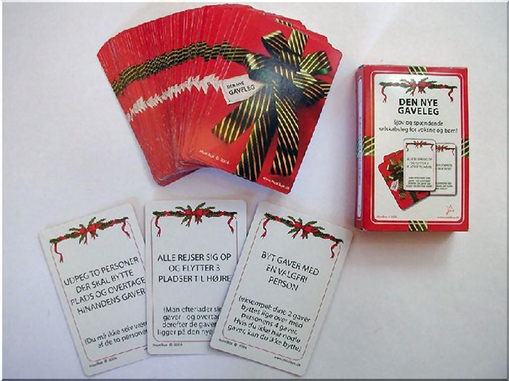 pakkeleg spil med kort