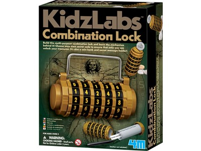 Da Vinci Code Cryptex Kids Lab