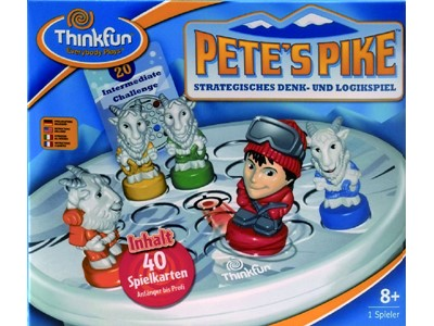 Pete's Pike Thinkfun