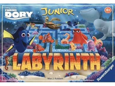 Labyrinth Finding Dory Junior