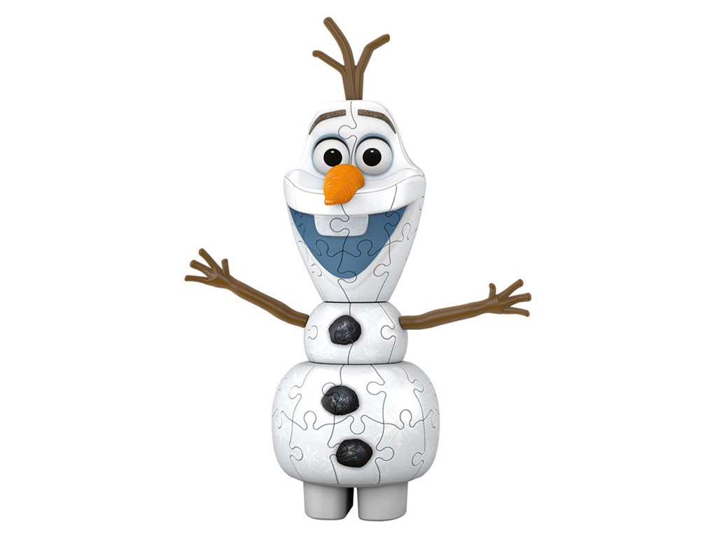 3D Olaf - Frost 2