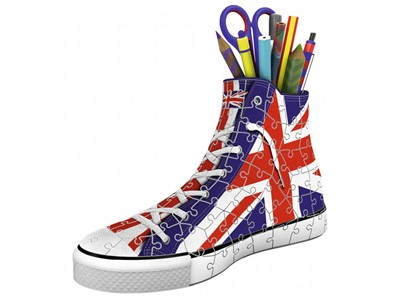 Sneakers Union Jack 3D - Opbevaring