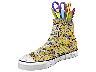 3D Minions Sneaker opbevaring - Grusomme Mig 3