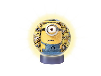 Minions Night-Light kuglepuslespil
