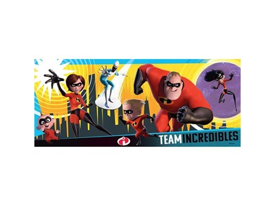 De Utrolige 2 - Panorama, Incredibles 2