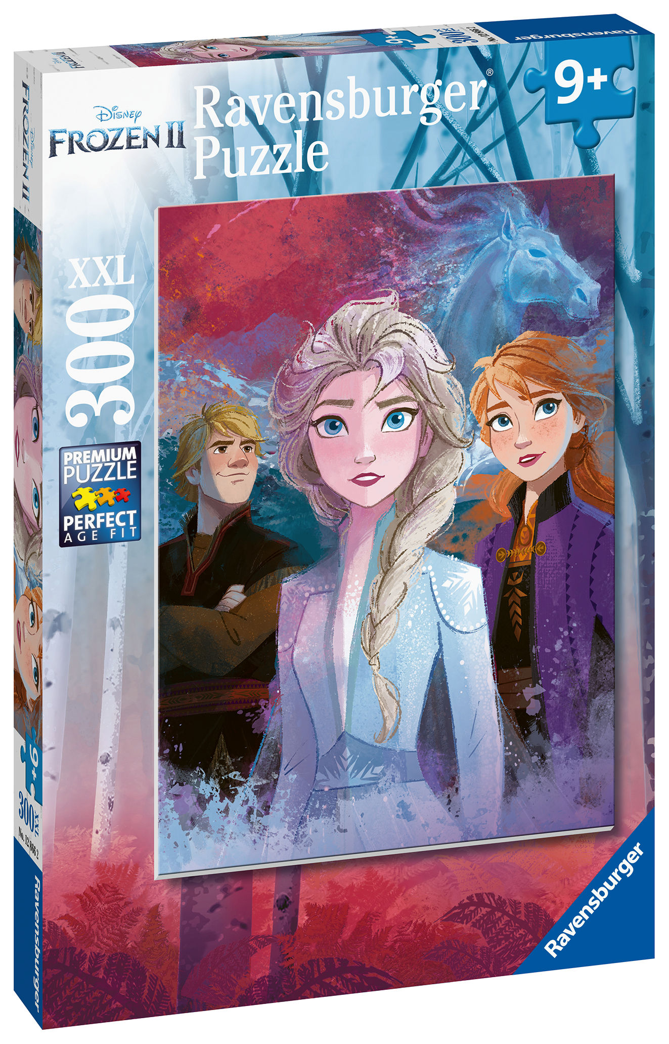 Frozen Girls Anna and Elsa Light Up Shoes