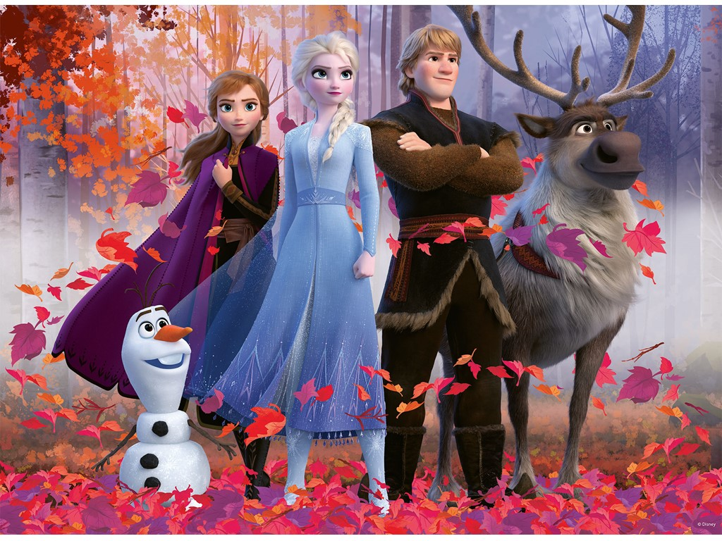 Disney Frost 2 - Magic of the forrest - XXL brikker