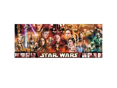 Star Wars Legends Panorama