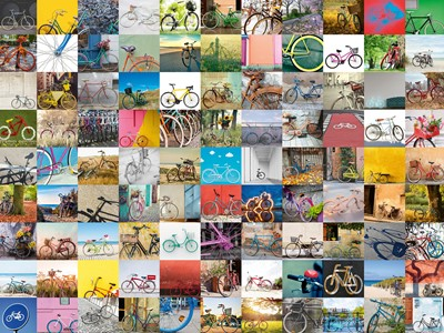 99 bicycles and more ...