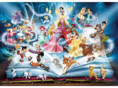 Disneys Magical Storybook