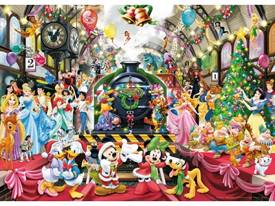 Disney - All Abord for Christmas