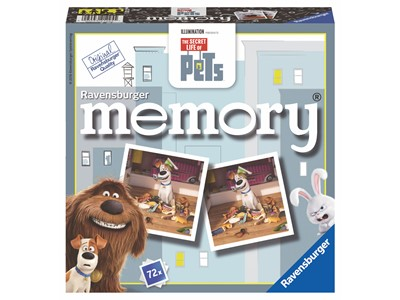 Memory - The Secret Life of Pets