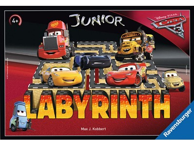 Disney Cars 3 Labyrinth