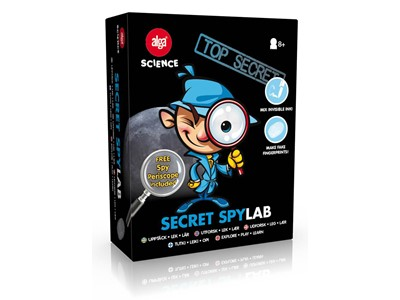 Alga Science - Secret Spy Lab