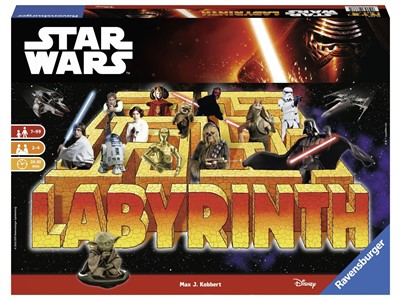 Star Wars Labyrinth Disney