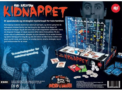 Kidnappet - Red Kristian