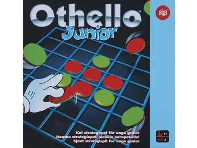 Othello Junior - Sjovt strategispil for unge genier