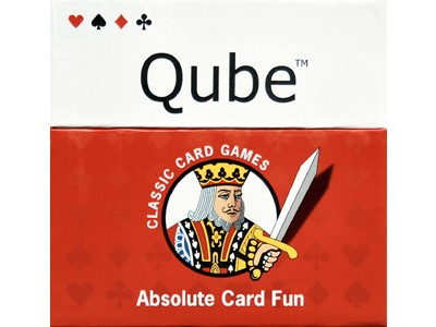 Qube Absolute Card Fun - Nordens sjoveste kortspil