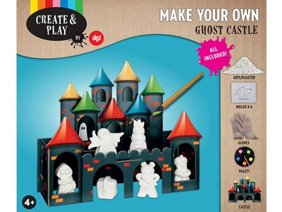 Make your own Ghost Castle