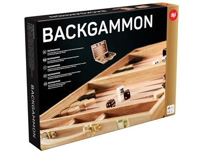 Backgammon trækuffert