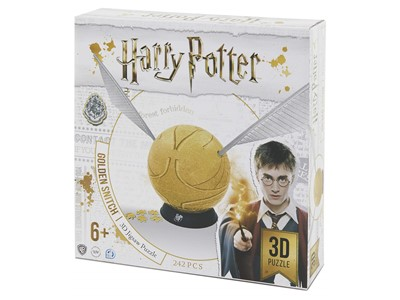 Harry Potter - Golden Snitch 3D