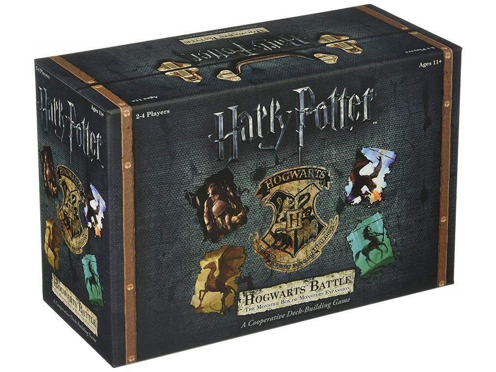 Harry Potter Hogwarts Battle Expansion