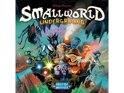 Small World Underground SB - ...when in a hole, keep digging