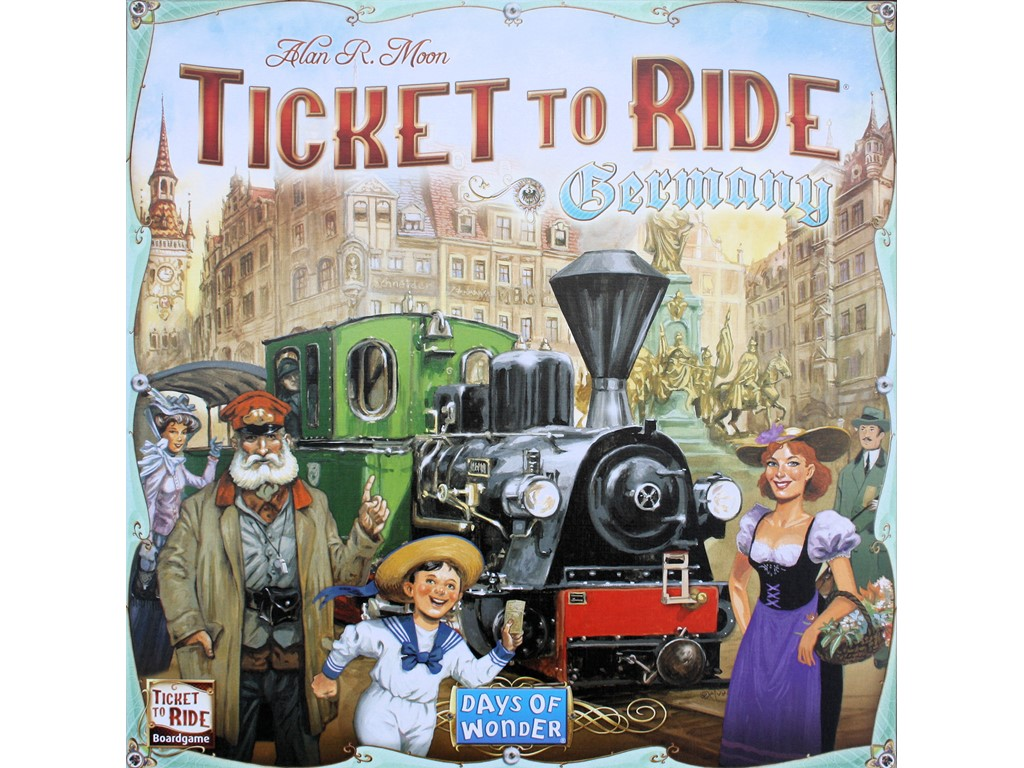 Ticket to ride Germany
