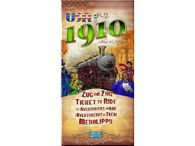 Ticket to Ride - USA 1910 Expansion - USA 1910
