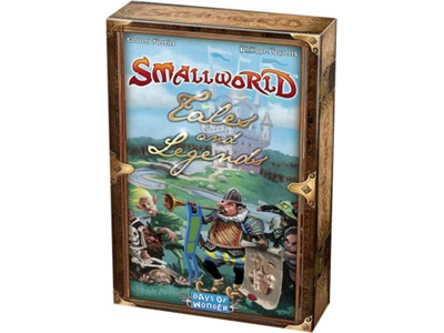 Small World. Tales and Legends - Expansion to Small World