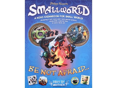 Small World. Be not afraid... - A mini-expansion for Small World