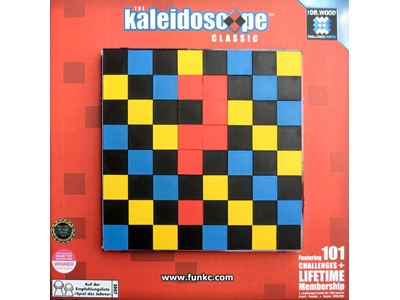 Kaleidoscope Classisk - Det ultimative puslespil...