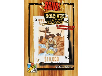 Bang! Gold Rush (SB) - Card Game Expansion