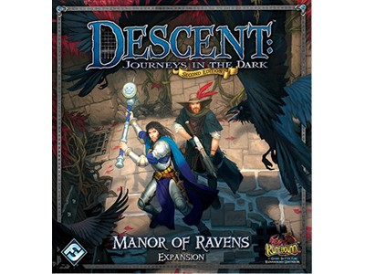 Descent Jurneys in the Dark, Second Edition