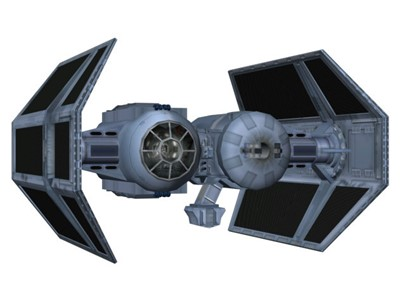 Star Wars X-Wing Tie Bomber