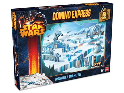 Star Wars Domino Express Assault on Hout