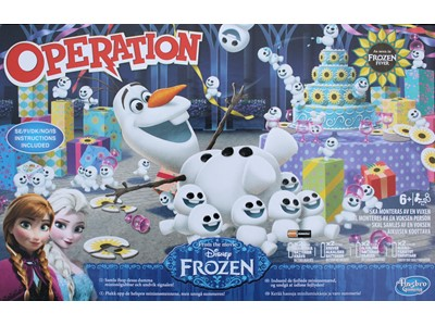 Frozen Fever Olaf Operation  (Frost)