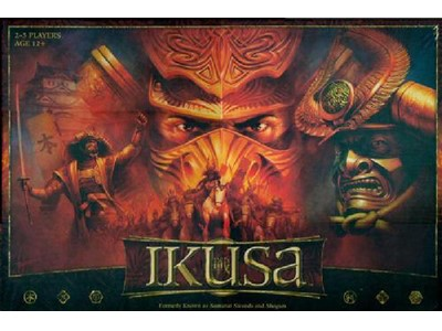 Ikusa - Formerly Known as Samurai Swords and Sho