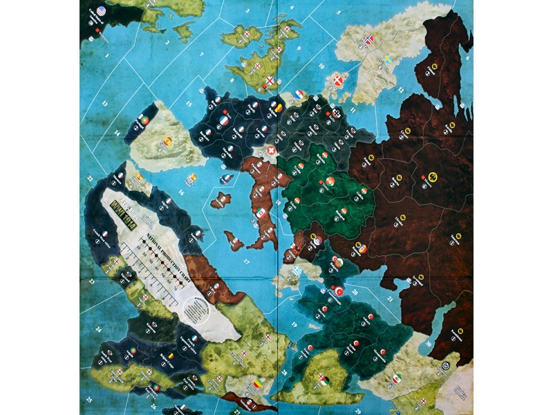 Axis & Allies 1914 - The War to end all wars
