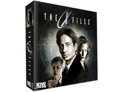 The X-Files Boardgame