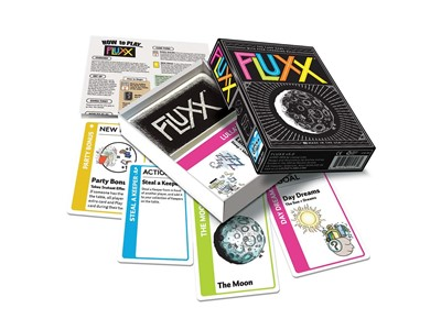 Fluxx - The card game with ever-changing rules