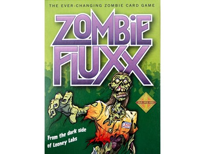 Fluxx Zombie. The ever-changing Zombie c - From the dark side of Looney Labs