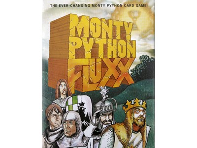 Fluxx Monty Python - The ever-changing Monty Python Card Game