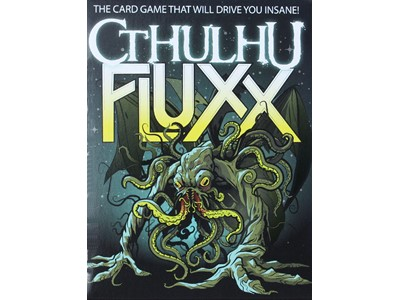 Fluxx Cthulhu - Investigate Eldritch Secrets that No Mor