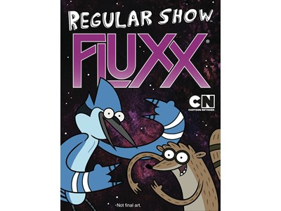 Fluxx Regular Show