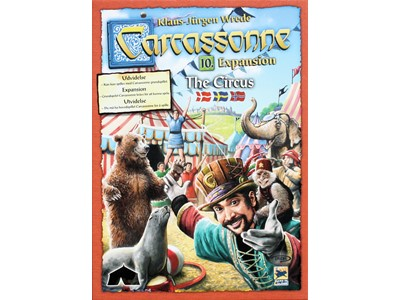 Carcassonne - The Circus