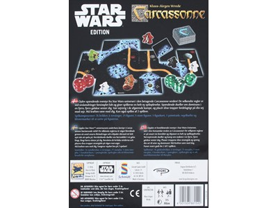 Carcassonne Star Wars Edition