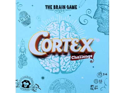 Cortex Challenge The Brain Game