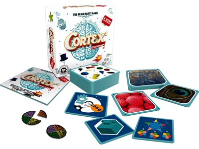 Cortex 2 Challenge The Brain Game